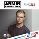 Armin van Buuren – Live @ ElectroBeach Music Festival (France) – 14-JUL-2018