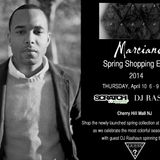 DJ Rashaun Live At Guess By Marciano 4.10.14