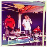 Beardo Vs Hansi - Music in the parks 2011