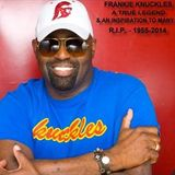 frankie knuckles podecast march 25th 2014
