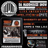 Diversity of ONE makes a return to Da Maddhouze on KPOO 89.5 FM