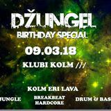 DJ KALEV K @ DŽUNGEL BIRTHDAY