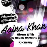 Personality of the week Show Aaina