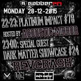 The Antemyst - Platinum Impact 78 (Gabber.fm) 28-12-2015