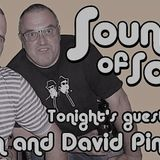 Dean Anderson's Sound of Soul ™ 5th December 2019 with the Pinches Twins