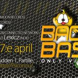Trinodia live @ Back 2 Bass Påskfest 2012-04-07