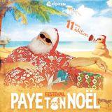 Paye Ton Noel sous les tropiques - Jeress, flyerman - Asso Pelpass