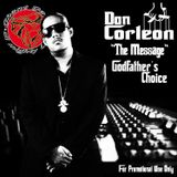 """Chant Daun di mighty Lion presents Don Corleon """"THE MESSAGE"""" The Godfather's Choice - by Black Terra"""