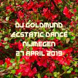 DJ Goldmund Ecstatic Dance Nijmegen 27 April 2019