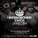 DJ DUBL & Stylus - Underground Kings Connection on Shade 45 (ft @FekkyOfficial & @StefflonDon)