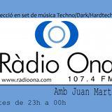 Preview Set Ona Techno 13/10/2012