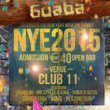 GUABA NYE 2015