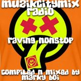 Marky Boi - Muzikcitymix Radio - Raving Nonstop