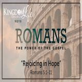Rejoicing In Hope