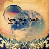 Agent Adam Apollo @ Asheville Full Moon Gathering (January 2016)