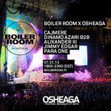 Para One @ Boiler Room X Osheaga Festival - Boiler Room Montreal - 31.07.2013