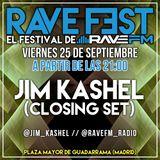 Jim Kashel @ Rave Fest - Guadarrama (Madrid) [25/09/2015] www.ravefm.es