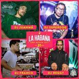DJ Reggy & DJ Franco - Mix La Habana 2017 by Casa Vieja