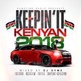 Dymetime Radio 007 #KeepinItKenyan