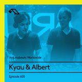 Anjunabeats Worldwide 655 with Kyau & Albert