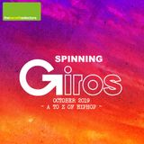Spinning Giros A to Z Mix of Hip Hop