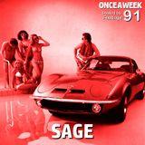 ONCEAWEEK 91 by SAGE