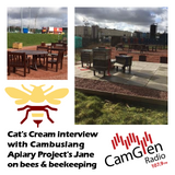 Cat's Cream interview with Jane from Cambuslang Apiary Project, 19 Apr 2017