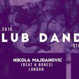 Nikola Majdanovic @ Club Dandy, Novi Sad, 16.01.2015