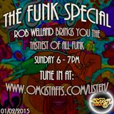"That Music Show with Rob Welland - Funk Week ""The Funk Special"""