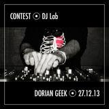 Contest DJ Lab - Dorian Geek mixtape (12.13)