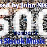 Cinquecento 2012 mixed by John Siscok
