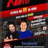 Humoristas do 'Na Sargeta' Ao Vivo 11/04 - ESTREIA do Conexão Nitro