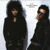 G I O-- THE SISTERS OF MERCY -- SELECTIONS