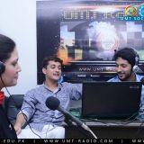 Fabulous Combine Show by RJ Usama, Rj Mubashir and Rj Amna Ali.