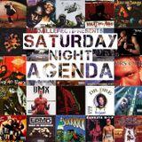 Saturday Night Agenda