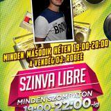 Dj RoBee - Live@Szinva Libre (Szinva Rádió 99,5mhz) 13'09.21.