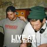 Live at Rosis w/ Ay! Ay! Toni