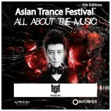Paxetin - Asian Trance Festival 5th Edition 2016-NOV-6