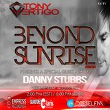Beyond Sunrise radio…Xciv with Danny Stubbs