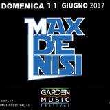 MAX DE NISI - GARDEN MUSIC FESTIVAL DJ SET