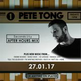Secondcity After Hours Mix - Pete Tong BBC Radio 1