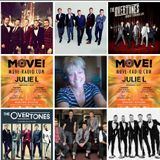 "JULIE L 15TH APRIL 2018 ""THE OVERTONES"" TRIBUTE SHOW - 85"