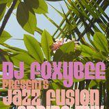 DJ FOXYBEE MIX JAZZ FUSION COOL MEDITATION