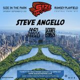 Steve Angello – Live at Size In The Park (Central Park NYC) – 22.09.2012