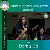 """""""Saca el animal que llevas dentro"""" por Barby Ca"""