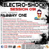 Fabbry One - Electro Shock Session 091 RadioShow2019