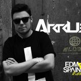 Arrue - Globe Club - 8 de agosto 2014 - EDM Spain Radio