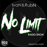 NoLimit Radio Show #102 mixed by IvaN