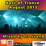 Best of Trance August 2015 mixed and created by DJ SvenB
