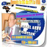Discours Intégral du Président Affi N'Guessan à la Cérémonie de présentation de Voeux